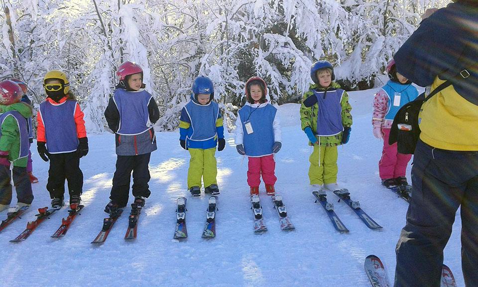 Галерия - Ски училище – Добринище, януари 2016г