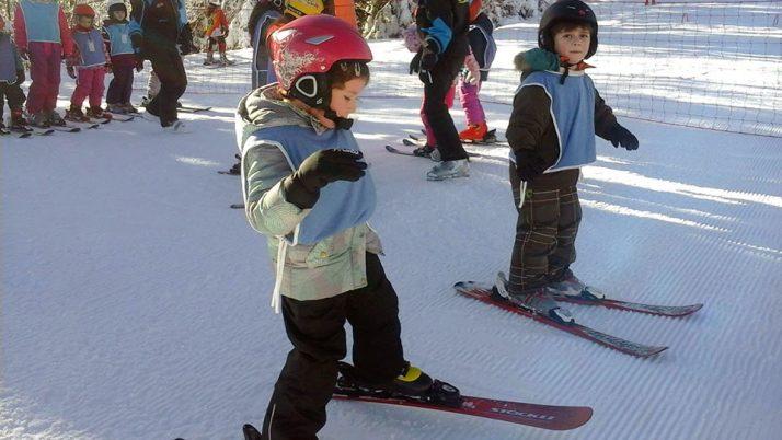 """Ски училище – Добринище, януари 2016"""